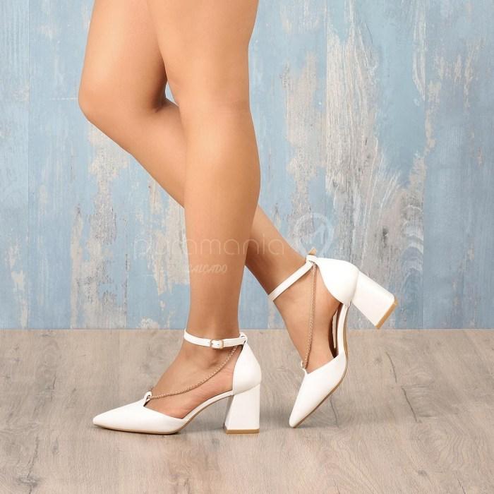 Sapato ANGELIS Branco