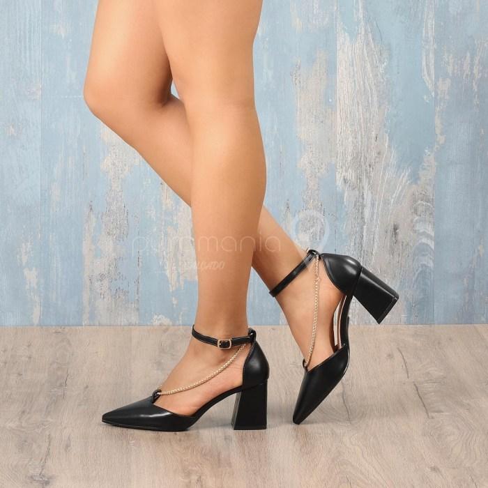 Sapato ANGELIS Preto