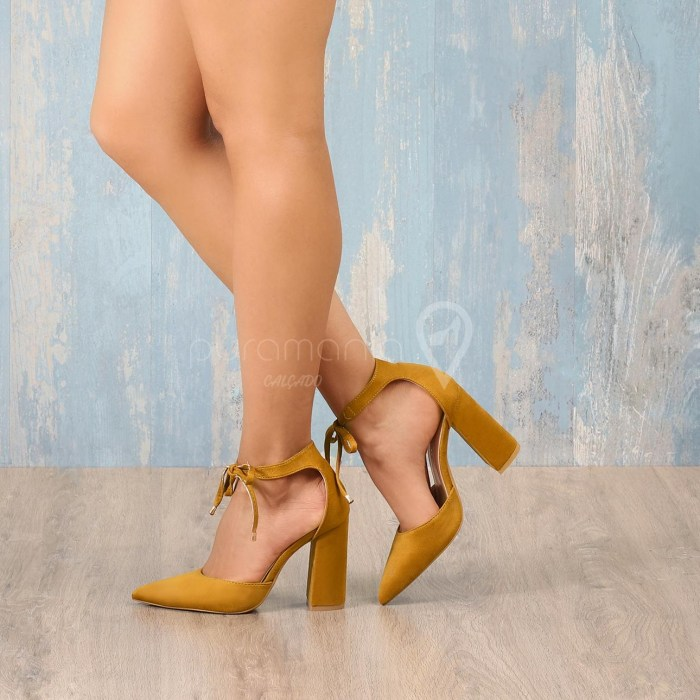 Sapato STARLING Camel