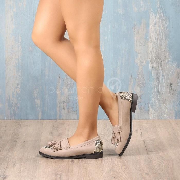 Sapato DOWNEY Beige