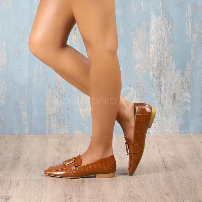 Sapato MAMBO Camel