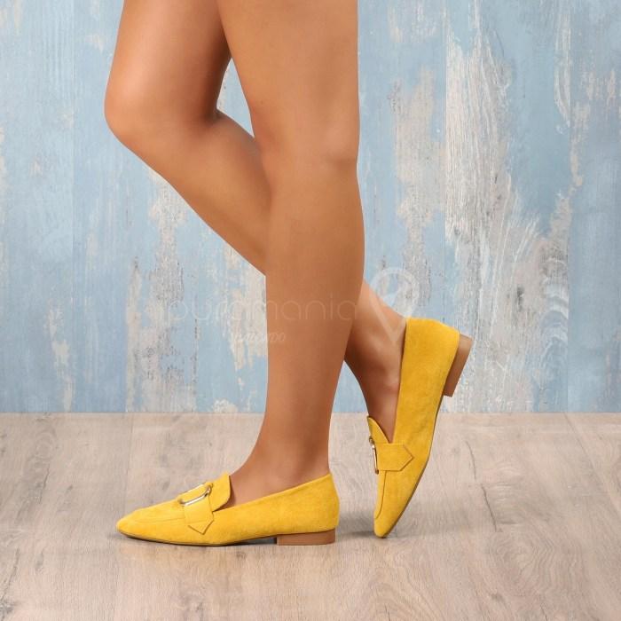 Sapato DUNE Amarelo