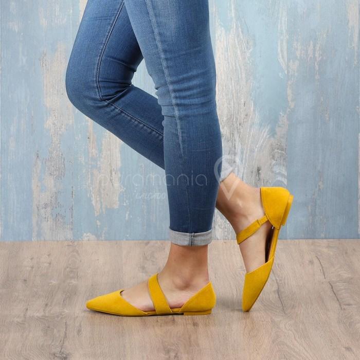 Sapato INSIGHT Amarelo