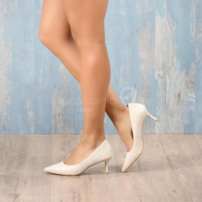 Sapato SHEGLAM Beige