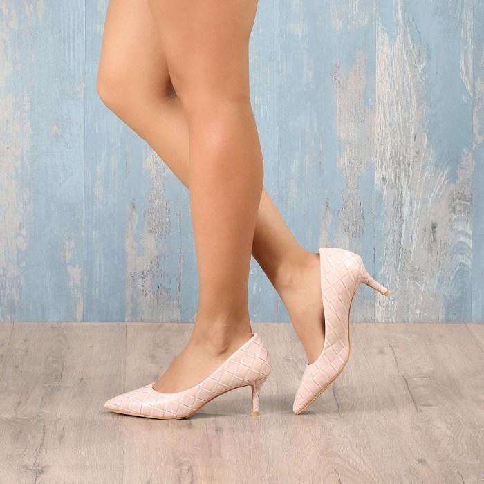 Sapato SHEGLAM Rosa