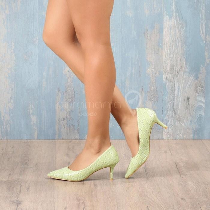 Sapato SHEGLAM Verde