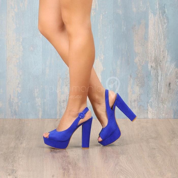 Sapato POWERUP Azul