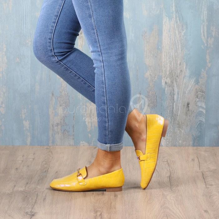 Sapato MONALISA Amarelo