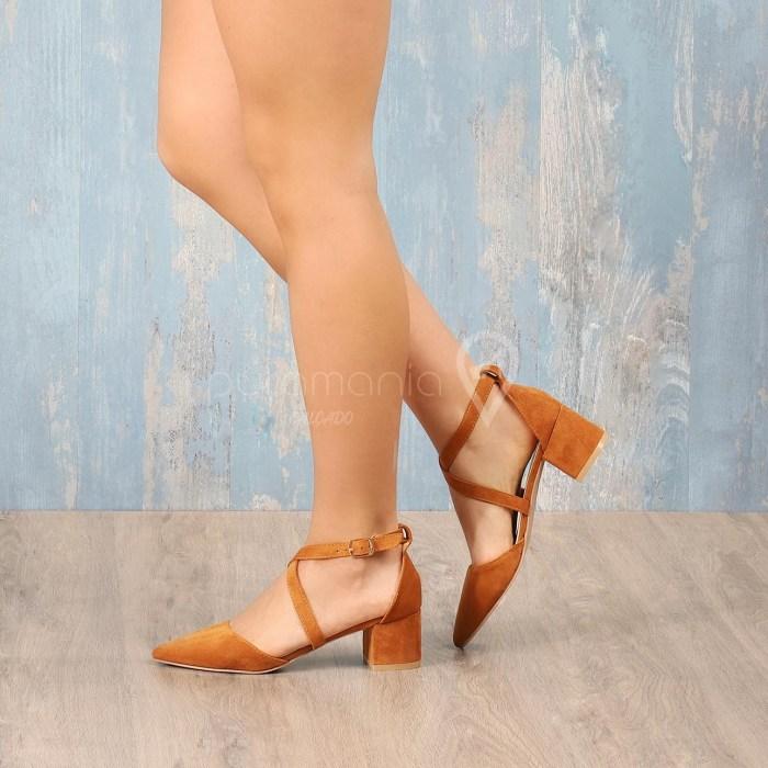 Sapato BELFAST Camel