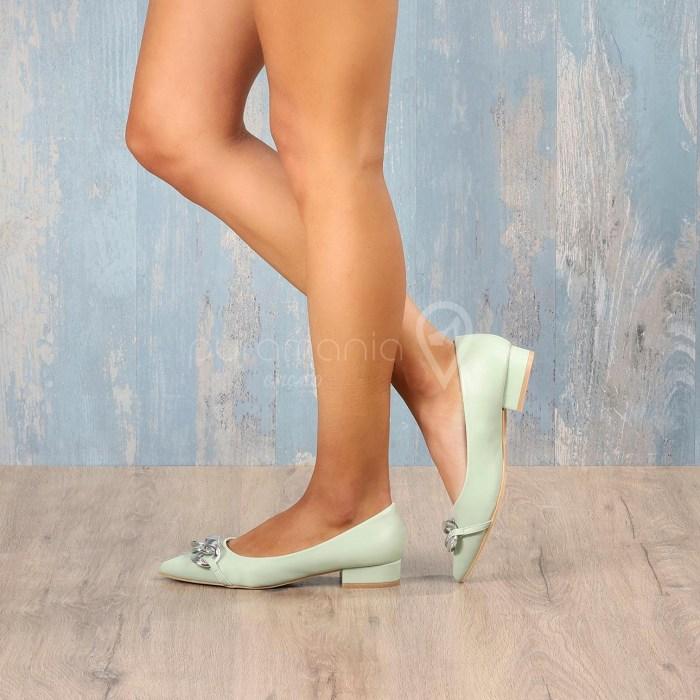 Sapato WENDY Verde