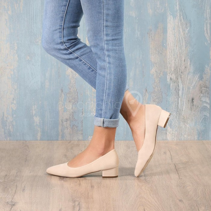 Sapato INGRID Beige