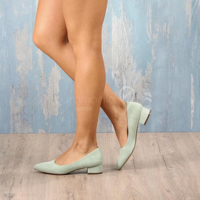 Sapato INGRID Verde