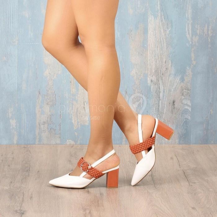 Sapato INFINITE Branco