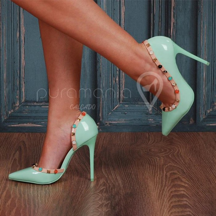 Sapato VERONA Verde