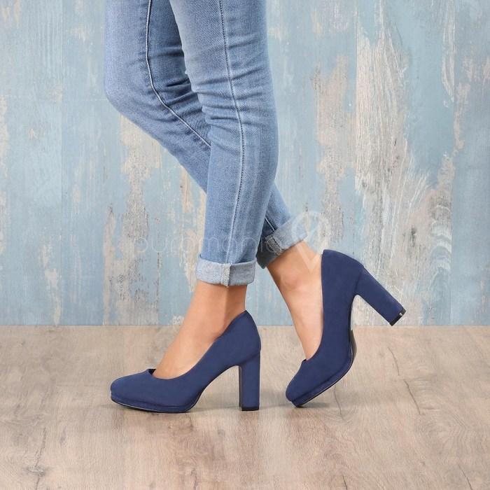 Sapato RITA STYLE Azul