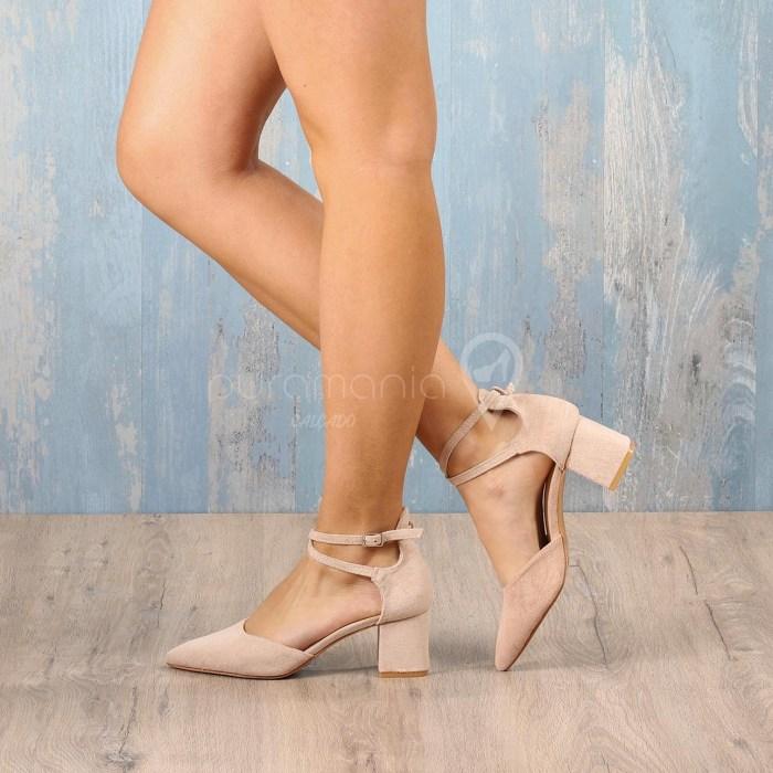 Sapato AWSOME Beige