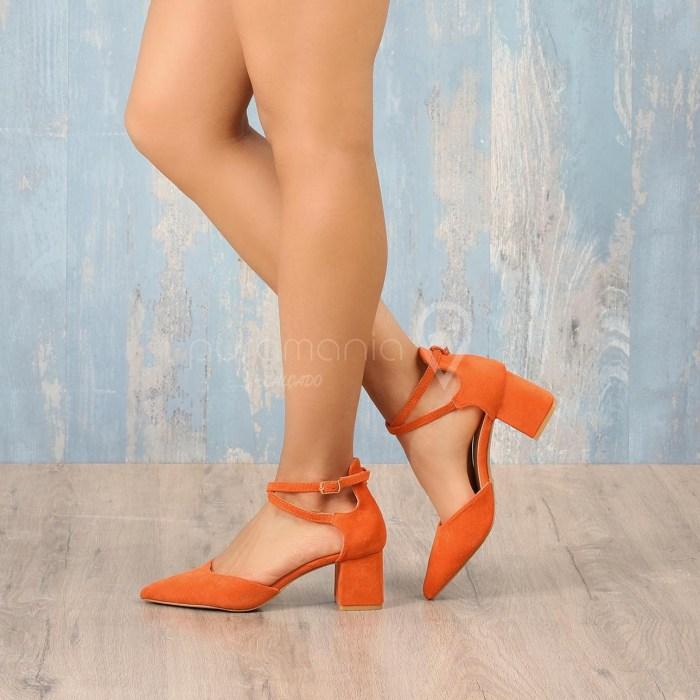 Sapato AWSOME Laranja