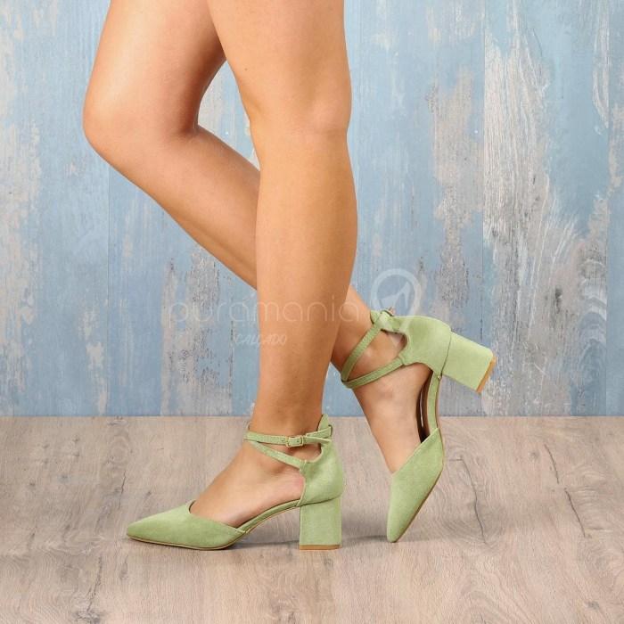 Sapato AWSOME Verde