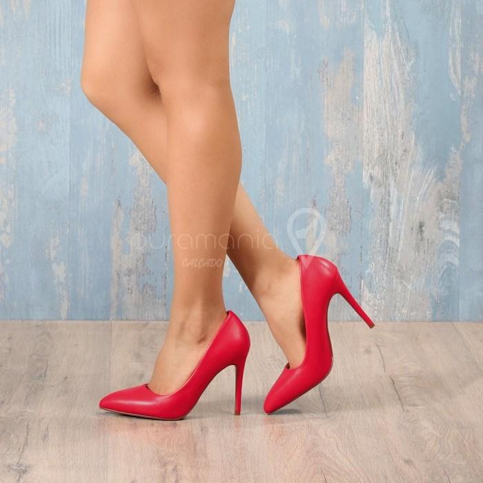 Sapato LOVELACE Vermelho