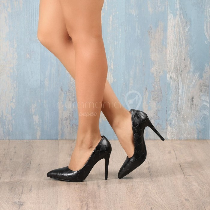 Sapato PURE BEAUTY Preto