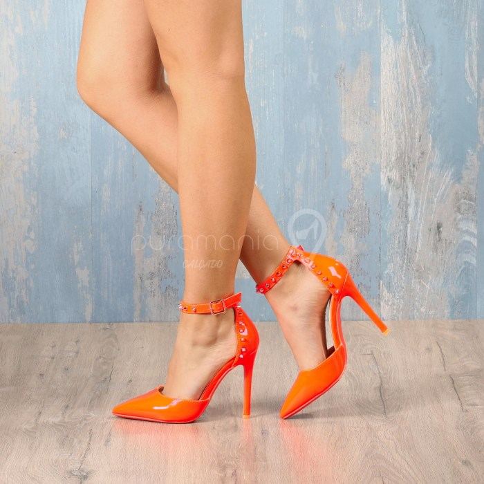 Sapato RAGOO Laranja