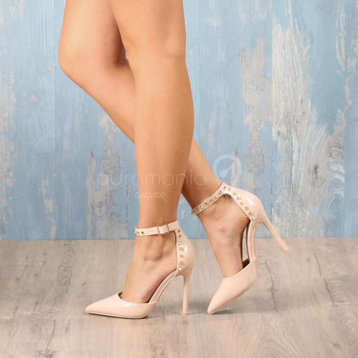 Sapato RAGOO Nude