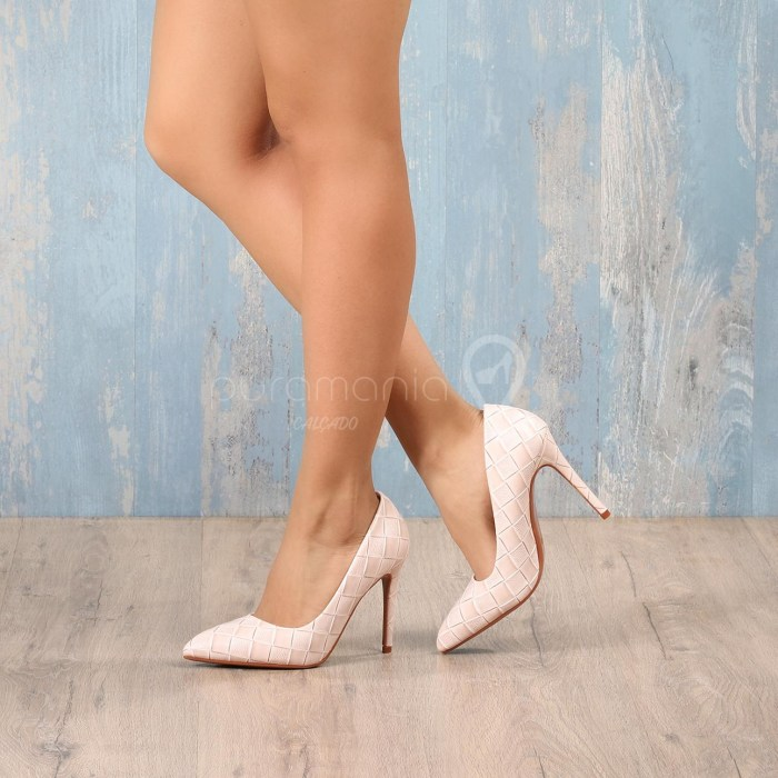 Sapato PURE BEAUTY Rosa