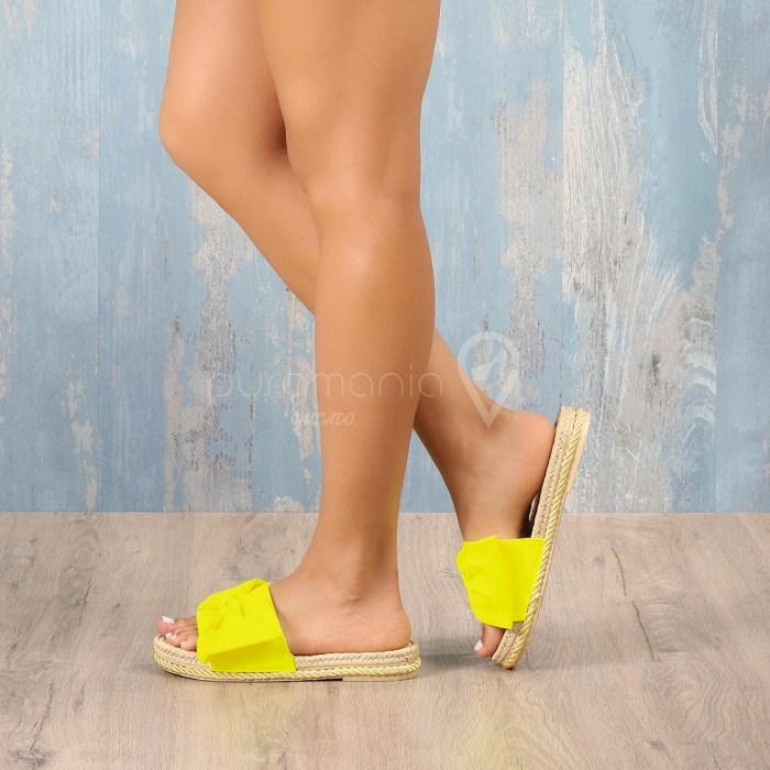 Slipper CELEBES Amarelo