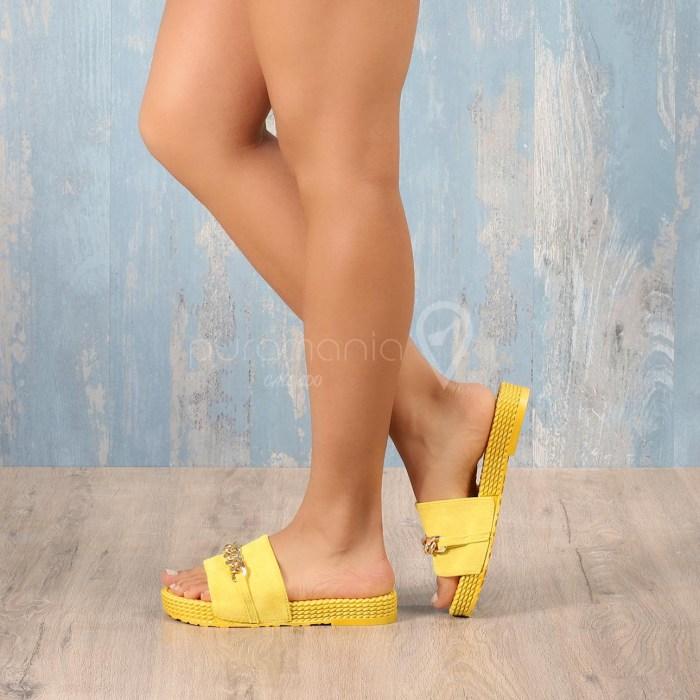 Slipper BUENAZO Amarelo