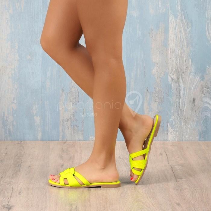 Slipper DORIAN Amarelo